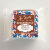 Americana Stars Crispy Rice Treats