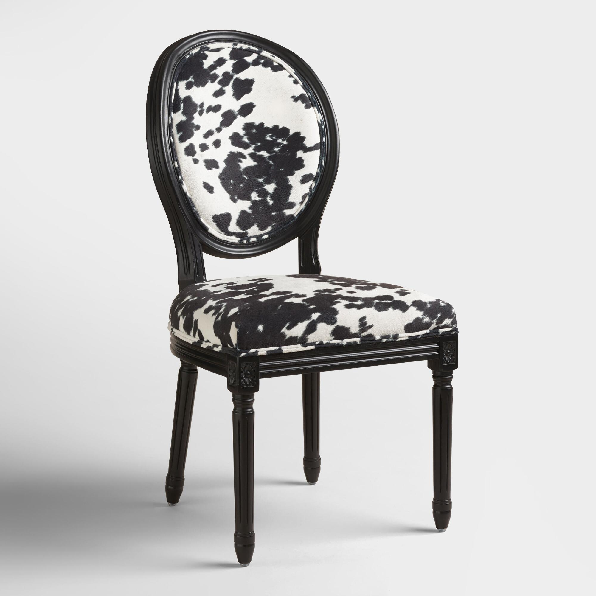 Round Back Dining Room Chairs: Domino Black Frame Paige Round Back Dining Chairs Set Of 2