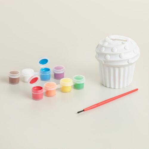Melissa and Doug Decorate Your Own Cupcake Bank