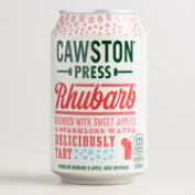 Cawston Press Rhubarb and Apple Sparkling Juice
