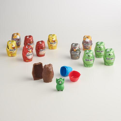 Yowie Angry Birds Chocolate Candy