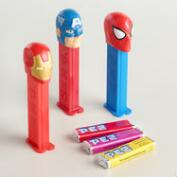 Pez Marvel Comic Character Dispenser and Candy