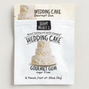 Project 7 Wedding Cake Sugar Free Gum