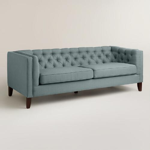 Sea Green Kendall Sofa