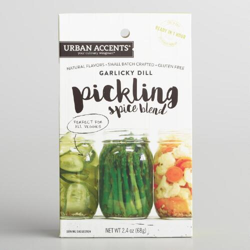 Urban Accents Garlicy Dill Pickling Spice Blend