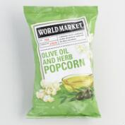 World Market® Olive Oil and Herb Popcorn