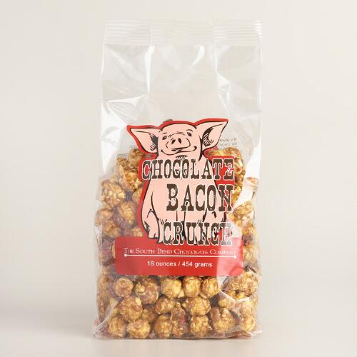South Bend Chocolate Bacon Crunch Popcorn