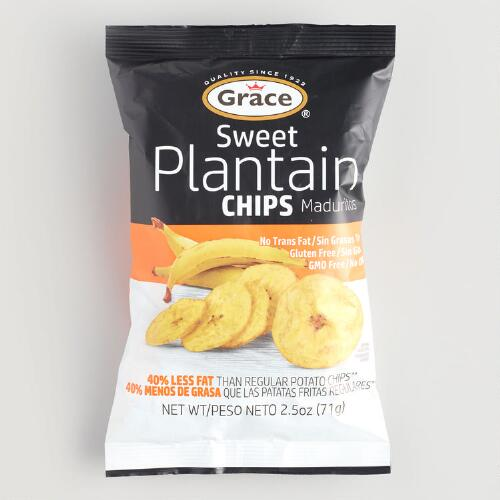 Grace Sweet Plantain Chips