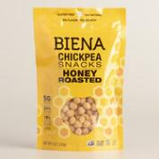 Biena Honey Roasted Chickpea Snacks