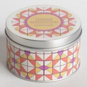 Jasmine Sandalwood Nomad Tile Candle Tin