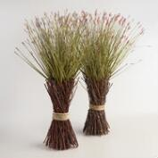 Harvest Grass Stacks Set of 2