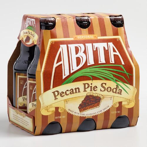 Abita Brewing Pecan Pie Soda 6 Pack