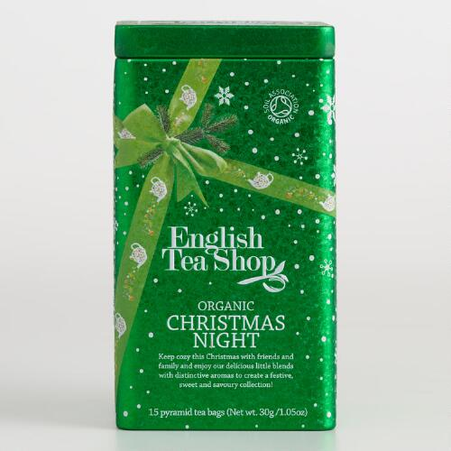 English Tea Shop Christmas Night Tea 15 Count