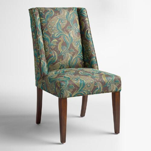 Pastoral Birds Lawford Dining Chair