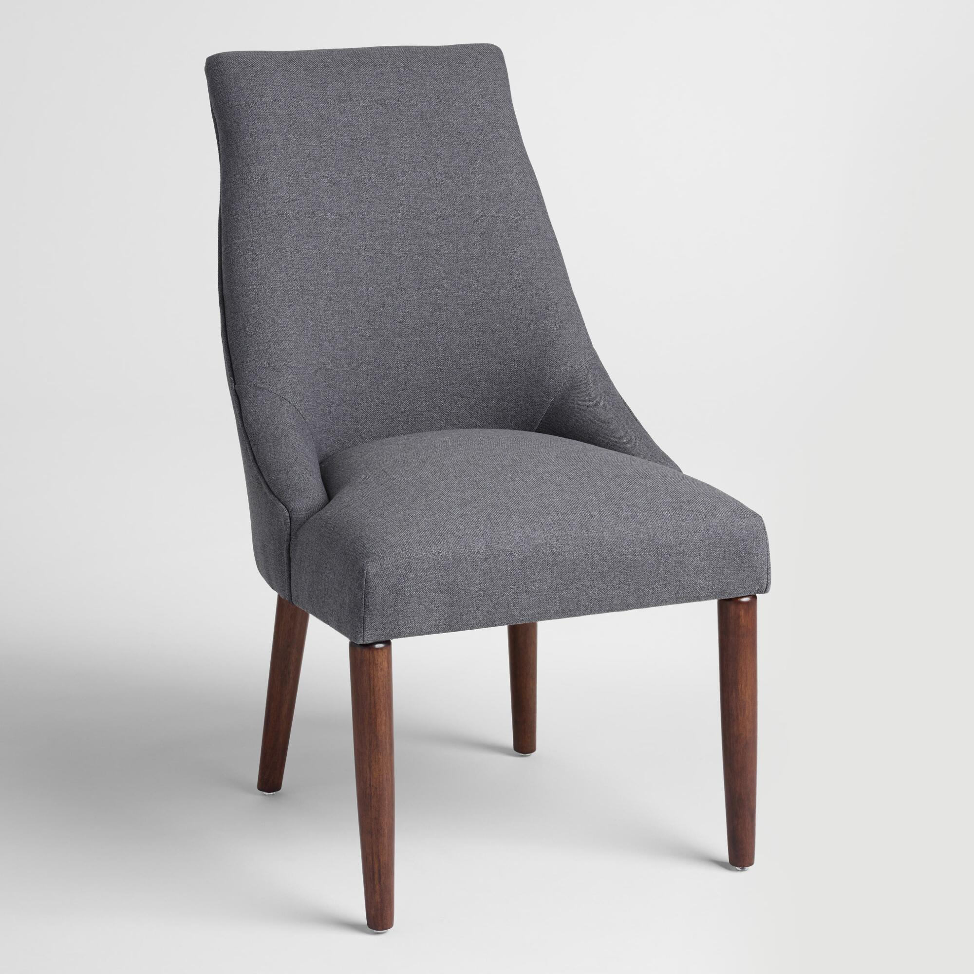 Charcoal Portter Dining Chairs Set Of 2