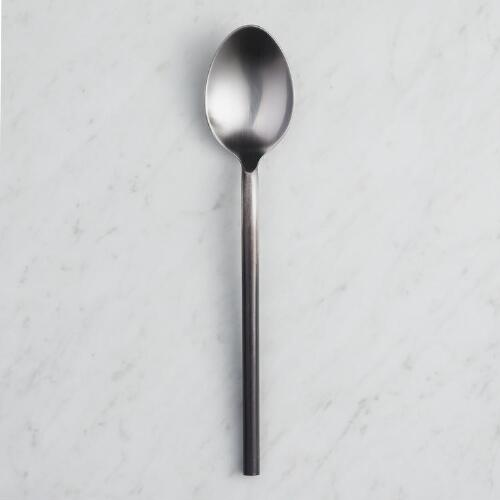 Ombre Soup Spoons Set of 4