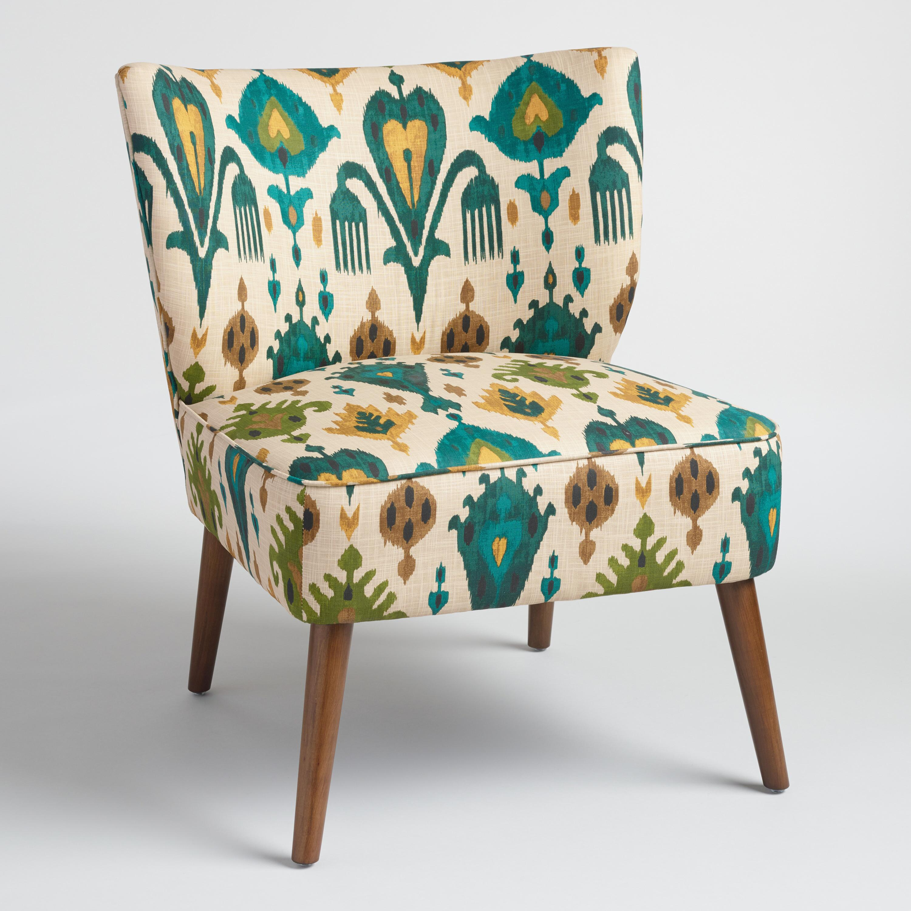 Aberdeen Delani Upholstered Accent Chair Shopswell
