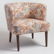 Botanical Evelynn Upholstered Accent Chair