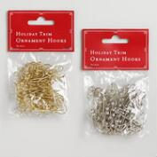 Ornament Hooks Set of 2 50 Count