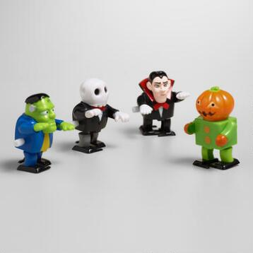 Monster Windups Set of 4