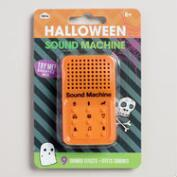 Handheld Halloween Spooky Sound Effects Machine