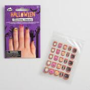 Fingernail Friends Halloween  Nail Stickers Set of 2