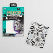 Halloween 3D Face Stickers Set of 2