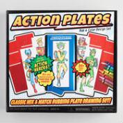 Kahootz Action Plates Drawing Set