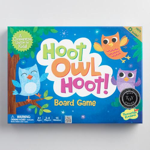 Hoot Owl Hoot! Board Game