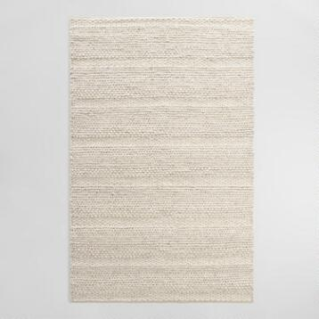 Chunky Sweater Wool Allegra Area Rug
