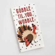 Gobble Wobble Kitchen Towel