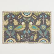 Heidi Bird Jute Placemats Set of 4