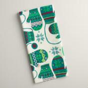Alpine Mittens Kitchen Towel