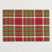 Signature Plaid Placemats Set of 4