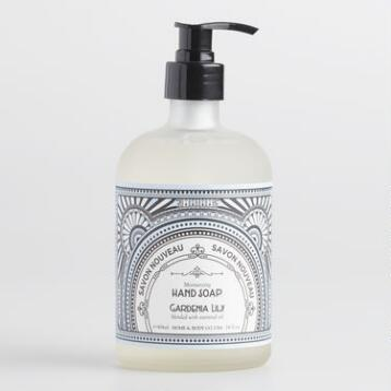 Art Deco Gardenia and Lily Hand Soap