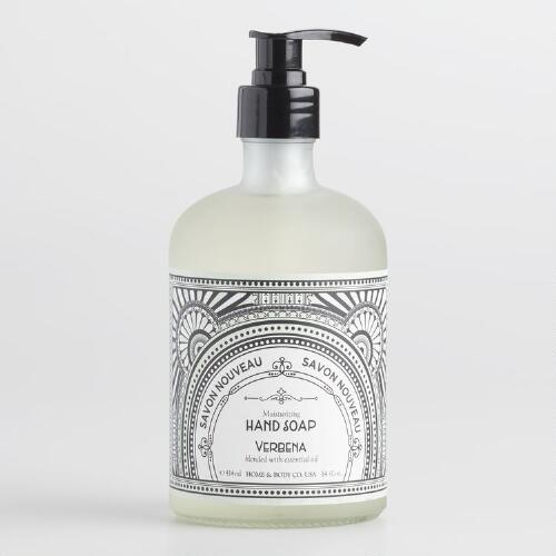Art Deco Verbena Hand Soap