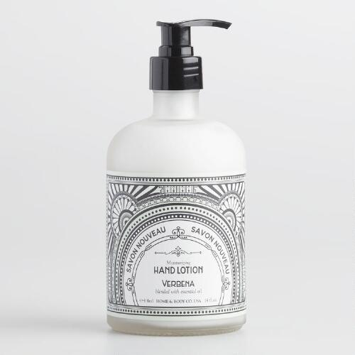 Art Deco Verbena Hand Lotion