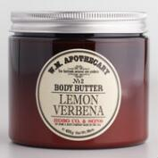 World Market Apothecary Lemon Verbena Body Butter