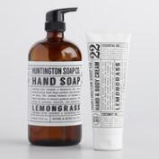 Huntington Lemongrass Hand Care Collection
