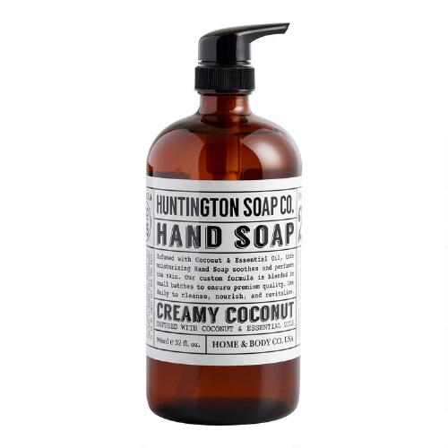 Huntington Coconut Hand Soap