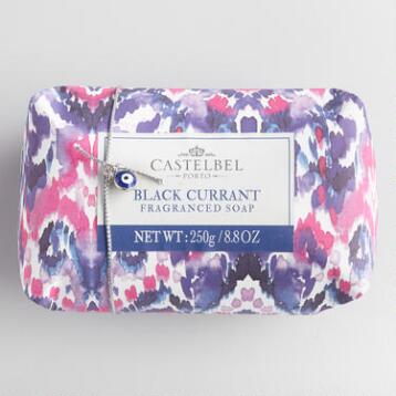 Castelbel Ikat Blackcurrent Bar Soap
