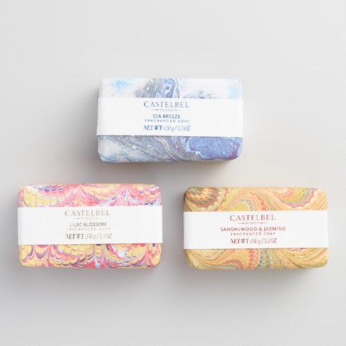 Castelbel Swirl Bar Soap Collection