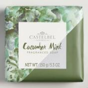 Castelbel Watercolor Cucumber Mint Bar Soap
