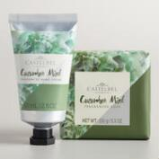 Castelbel Watercolor Cucumber Mint Hand Care Collection