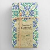 A&G Nomad Tile Honey Almond Bar Soap Set of 2