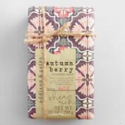 A&G Nomad Tile Autumn Berry Bar Soap Set of 2
