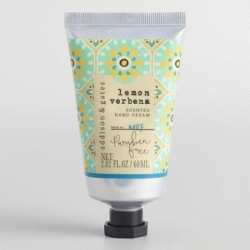A&G Nomad Tile Lemon Verbena Hand Cream Set of 2