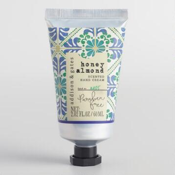 A&G Nomad Tile Honey Almond Hand Cream Set of 2