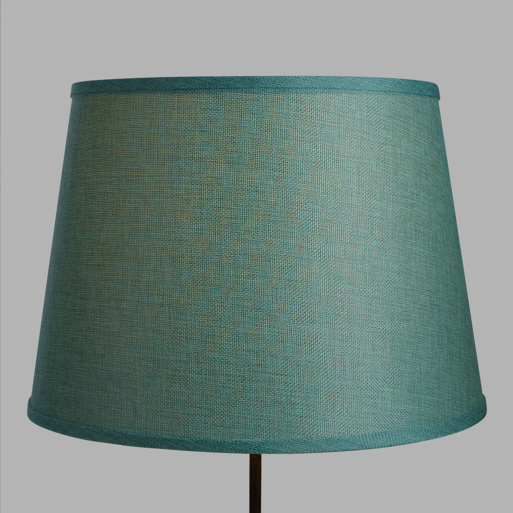 aqua linen table lamp shade world market. Black Bedroom Furniture Sets. Home Design Ideas
