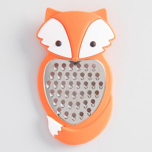 Fox Silicone Cheese Grater